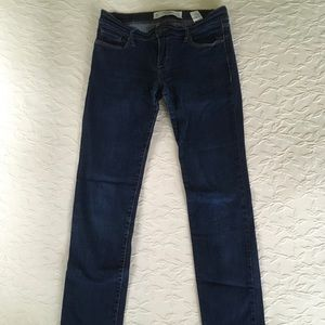 ABERCROMBIE & FITCH Erin Perfect Stretch Jeans 4R